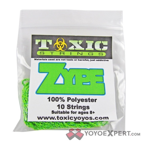 Toxic Strings Zype