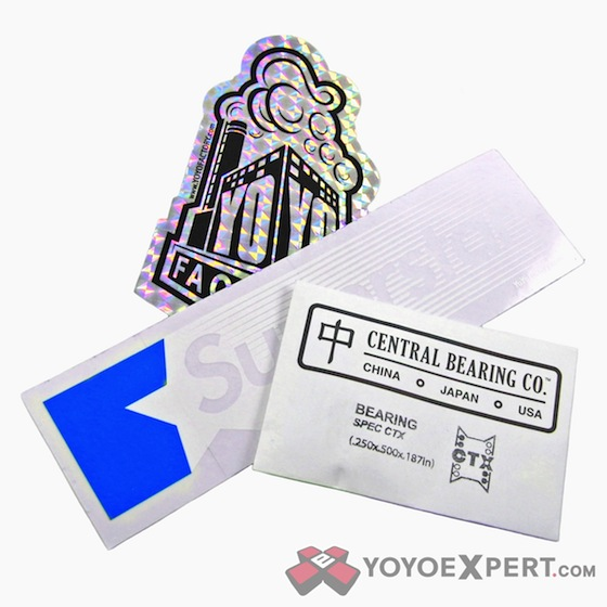 YYF Bearing-Stickers PACK