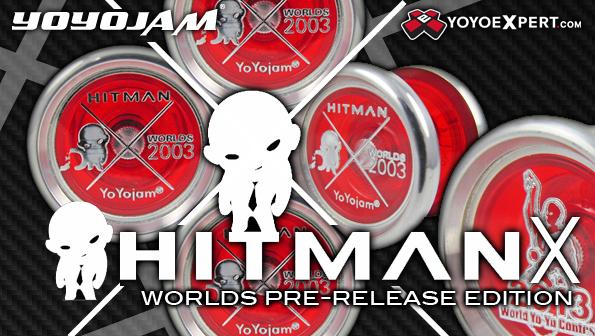 YYJ Hitman X