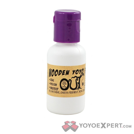 O.U.T. Wooden Yo-Yo Feed