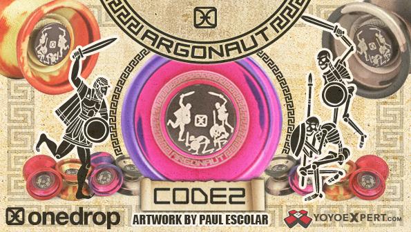 One Drop Code 2 Argonaut