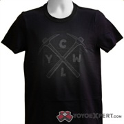 CLYW Blackout PickAxe T-Shirt