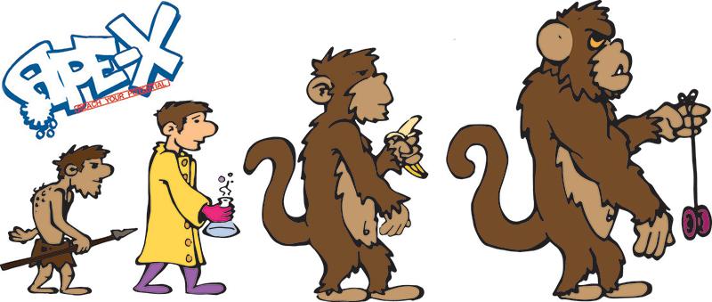 Monkeyfinger APE-X