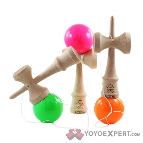 Sweets Kendama - Focus Neon