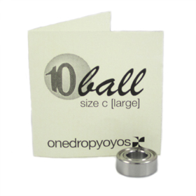 One Drop 10 Ball Bearing