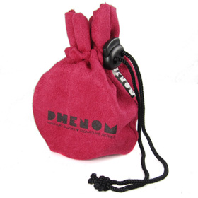 PHENOM Red Yo-Yo Pouch