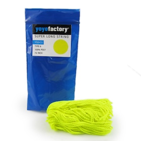 YoYoFactory Super Long String - 10 Pack
