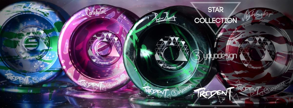 C3 YoYo Design Trident