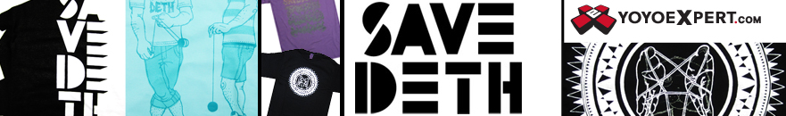 SAVE DETH Implied T-Shirt