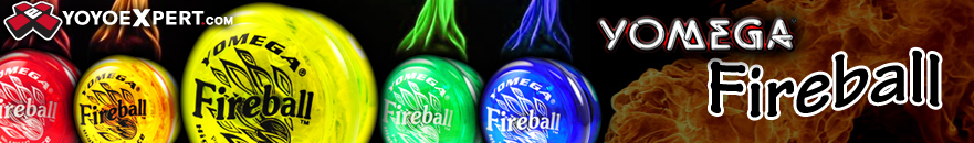 Yomega Fireball
