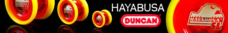 Duncan Hayabusa