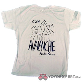 CLYW Avalanche T-Shirt