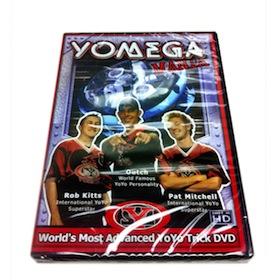 Yomega Mania DVD