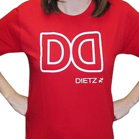 One Drop Dietz T-Shirt
