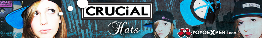 Crucial Snap-back Hat