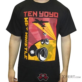TEN YoYo Wet Whistle T-Shirt