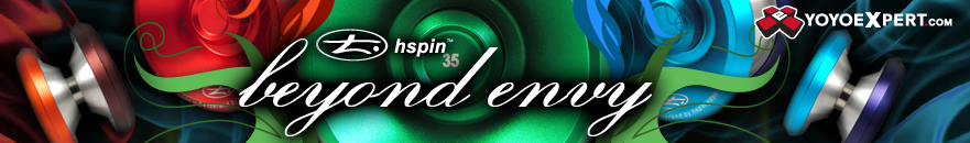 HSpin Beyond Envy