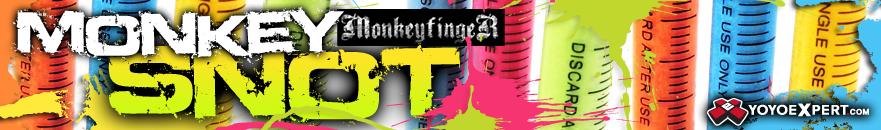 Monkeyfinger Monkey Snot
