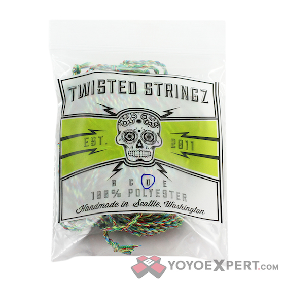 Twisted Stringz - Type D