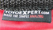 YoYoExpert Medium Contest Bag border=