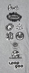 YYF 2012 Lineup T-Shirt