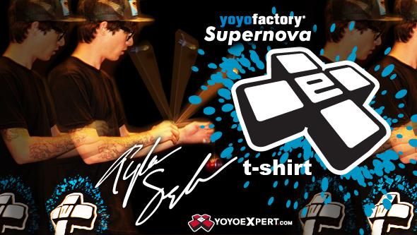 SuperNova x YoYoExpert T-Shirt