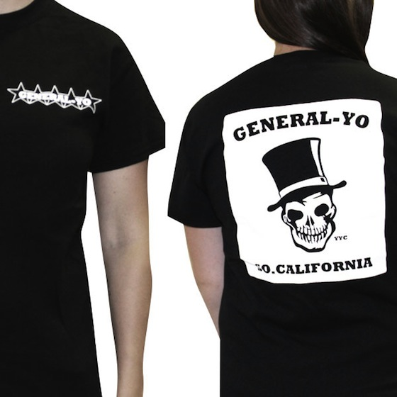 General-Yo So. Cali T-Shirt