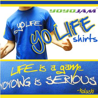 YYJ Yo Life T-Shirt