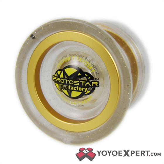 YYF Gravitsky ProtoStar - Champions Collection