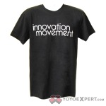 Innovation Movement T-Shirt (W/ 5 Free Stickers)