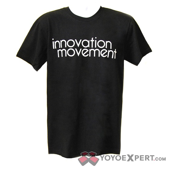 Innovation Movement T-Shirt (W/ 5 Free Stickers)