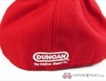 Duncan Red Hat Logo