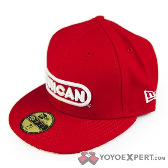 Duncan Red Hat Logo