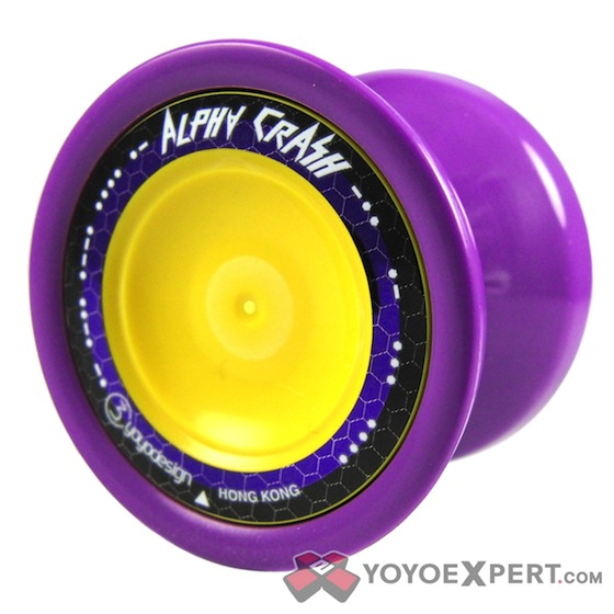 C3YoYoDesign Alpha Crash