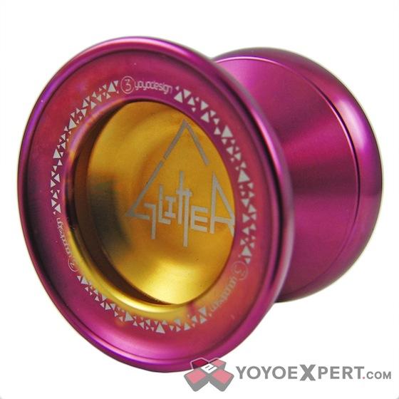 C3YoYoDesign Glitter