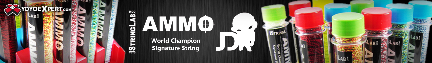 Yo-Yo String Lab AMMO - 10 Pack
