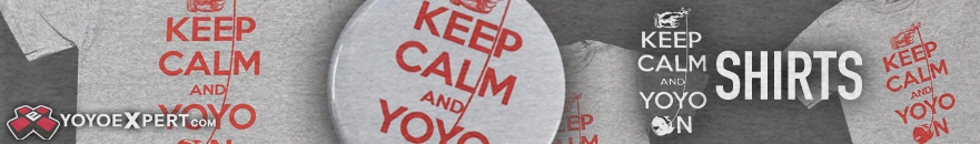 Keep Calm and YoYo T-Shirt