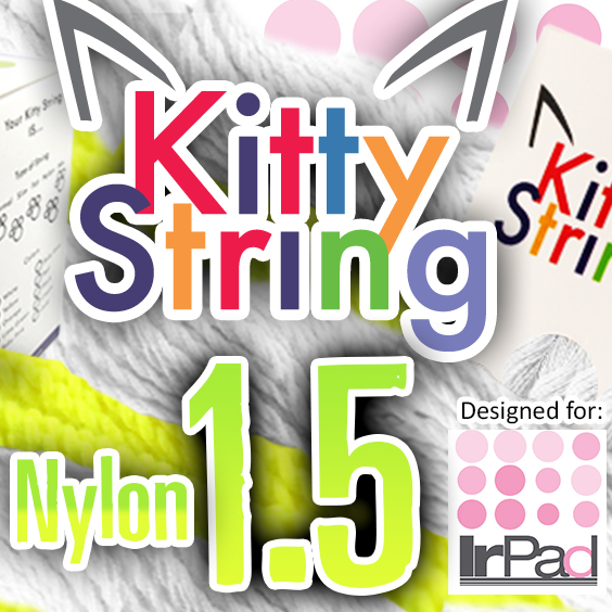 Kitty String - 100 Count (Nylon 1.5)